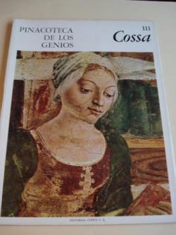 Ver os detalles de:  Cossa. Pinacoteca de los genios, Nº 111