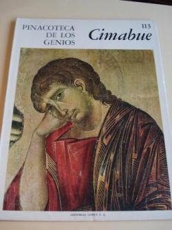 Ver os detalles de:  Cimabue. Pinacoteca de los genios, Nº 113