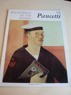 Ver os detalles de:  José Pancetti. Pinacoteca de los genios, Nº 132