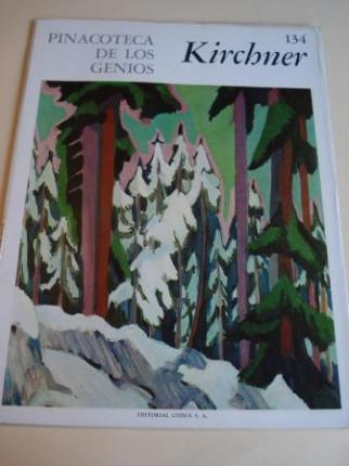 Ernst Ludwig Kirchner. Pinacoteca de los genios, Nº 134 (Traducción de Marcial Suárez) - Ver os detalles do produto
