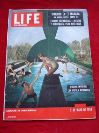 Revista LIFE en español. 05/05/1958 - Ver os detalles do produto