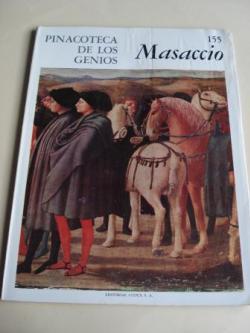 Ver os detalles de:  Masaccio. Pinacoteca de los genios, Nº 155