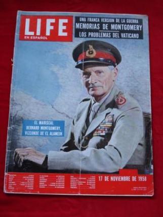 Revista LIFE en español. 17/11/1958 - Ver os detalles do produto