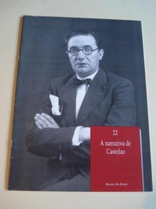 A narrativa de Castelao (Fascículo 22 da Historia da Literatura Galega, Ed. A Nosa Terra) - Ver os detalles do produto