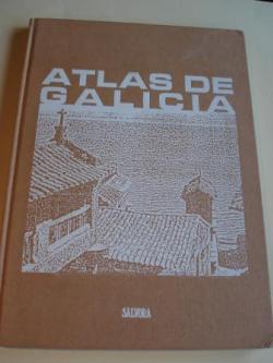 Ver os detalles de:  Atlas de Galicia