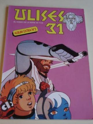 Ulises 31. Álbum Extra nº 2. El cómic de la serie de TVE - Ver os detalles do produto