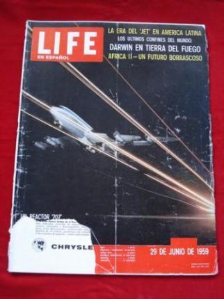 Revista LIFE en español. 29/06/1959 - Ver os detalles do produto