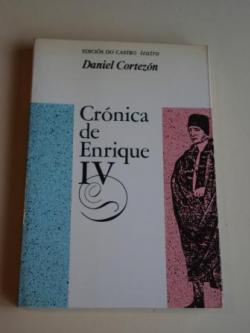 Ver os detalles de:  Crónica de Enrique IV