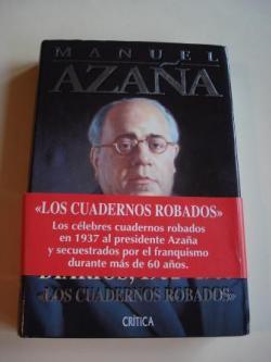 Ver os detalles de:  Diarios, 1932-1933. Los cuadernos robados. Introducción de Santos Juliá