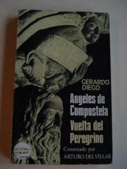 Ver os detalles de:  Ángeles de Compostela. Vuelta del peregrino (Comentado por Arturo del Villar)