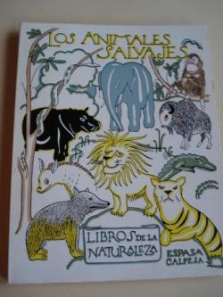 Ver os detalles de:  Los animales salvajes
