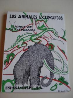 Ver os detalles de:  Los animales extinguidos