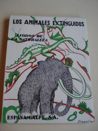 Los animales extinguidos - Ver os detalles do produto
