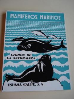 Ver os detalles de:  Mamíferos marinos