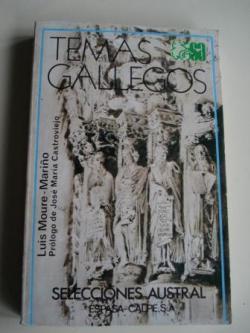 Ver os detalles de:  Temas gallegos
