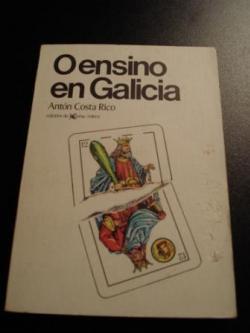 Ver os detalles de:  O ensino en Galicia