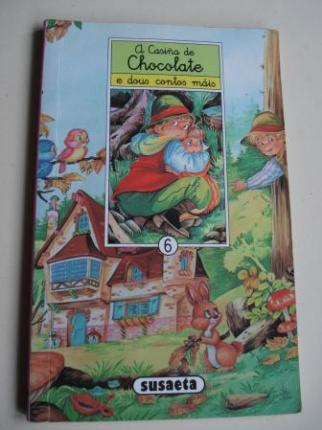 A casiña de chocolate e dous contos máis - Ver os detalles do produto