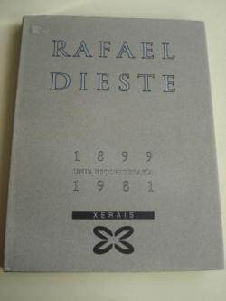 Ver os detalles de:  Rafael Dieste 1899-1981. Unha fotobiografía