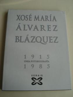 Ver os detalles de:  Xosé María Álvarez Blázquez 1915-1985 (Colaboracións de Xosé María Álvarez Cáccamo e Darío Xohán Cabana)