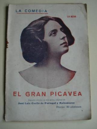 El gran Picavea. La Comedia. Revista Semanal, nº 10, 23 Agosto 1925 - Ver los detalles del producto