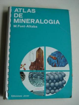 Atlas de Mineralogía - Ver os detalles do produto