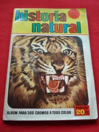 Historia Natural - Ver os detalles do produto