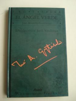 Ver os detalles de:  El ángel verde (Edición crítica: Jordi Virallonga)