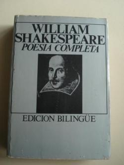 Ver os detalles de:  Poesía completa (Edición bilingüe)