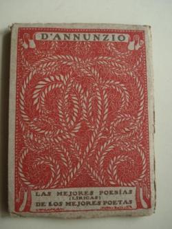 Ver os detalles de:  Las mejores poesías (líricas) de los mejores poetas. Vol. XXV