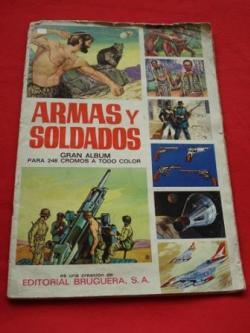 Ver os detalles de:  Armas y soldados