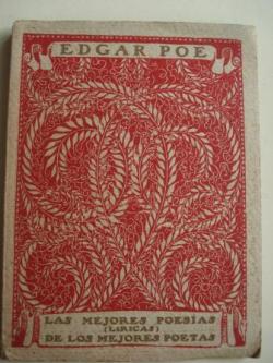 Ver os detalles de:  Las mejores poesías (líricas) de los mejores poetas. Vol. XLVII