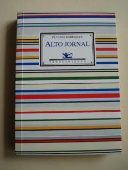 Ver os detalles de:  Alto jornal (Antología poética)