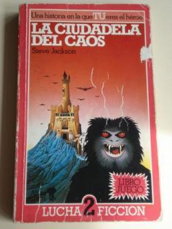 Ver os detalles de:  La ciudadela del caos (Libro juego Altea)