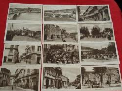 Ver os detalles de:  Lote de 12 tarxetas postais de Noia (Noya)- Década de 1920