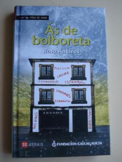 Ver os detalles de:  Ás de bolboreta (Premio Fundación Caixa Galicia de Narrativa Xuvenil, 2009)