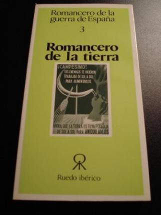 Romancero de la tierra - Ver os detalles do produto