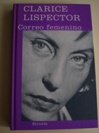 Correo femenino (Artículos de prensa: Entre mujeres, en el periódico Comício) - Ver os detalles do produto