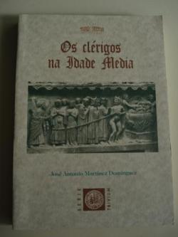 Ver os detalles de:  Os clérigos na Idade Media