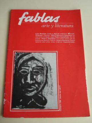 Fablas. Arte y literatura. Nº 69 - Ver os detalles do produto