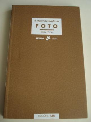 A expresividade da imaxe fotográfica - Ver os detalles do produto