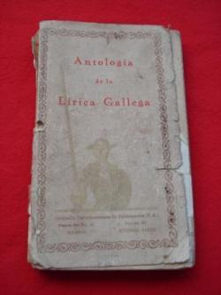 Ver os detalles de:  Antología de la Lírica Gallega