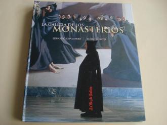 La Galicia de los monasterios. Libro de gran formato con fotografías en color - Ver os detalles do produto