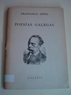 Ver os detalles de:  Poesías galegas (Edición de Galaxia, Día das Letras Galegas, 1966)