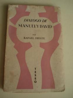 Ver os detalles de:  Diálogo de Manuel y David y otros ensayos