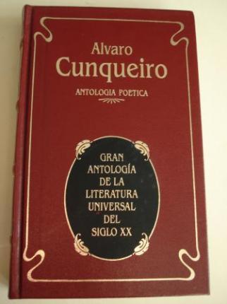 Antología poética (Texto bilingüe galego-castellano) - Ver os detalles do produto