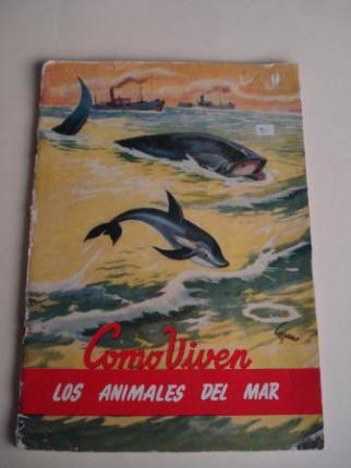 Como viven los animales del mar - Ver os detalles do produto