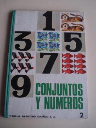 Conjuntos y números (Manual de Matemáticas Curso Segundo) - Ver os detalles do produto