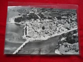 Tarxeta postal: Noia (Noya) - Vista panorámica. 1960 - Ver os detalles do produto