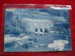 Ver os detalles de:  Tarxeta postal: Noia (Noya)- Muíños da Pedrachán. 1920