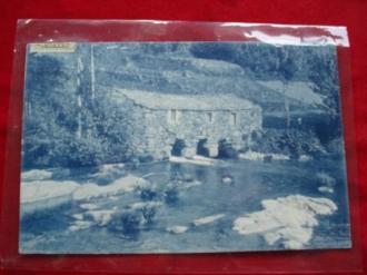 Tarxeta postal: Noia (Noya)- Muíños da Pedrachán. 1920 - Ver los detalles del producto